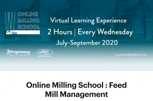 Register now for the 10th session of the Online Milling School