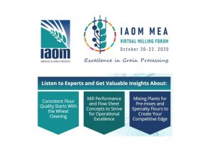 IAOM MEA Virtual Milling Forum 2020 just one month away