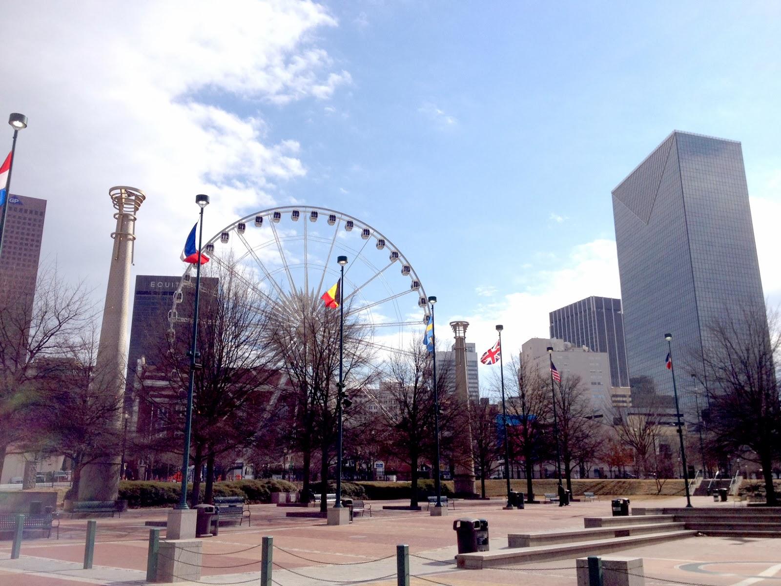 The 'Eye' in Atlanta